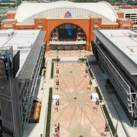 The American Airlines Center